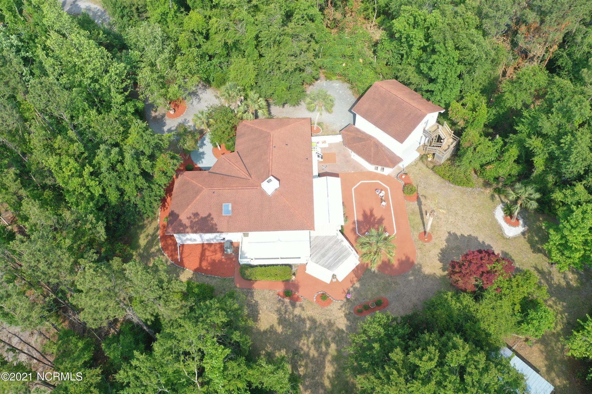 Photo of 1542 Corcus Ferry Road, Hampstead, NC 28443 (MLS # 100273473)