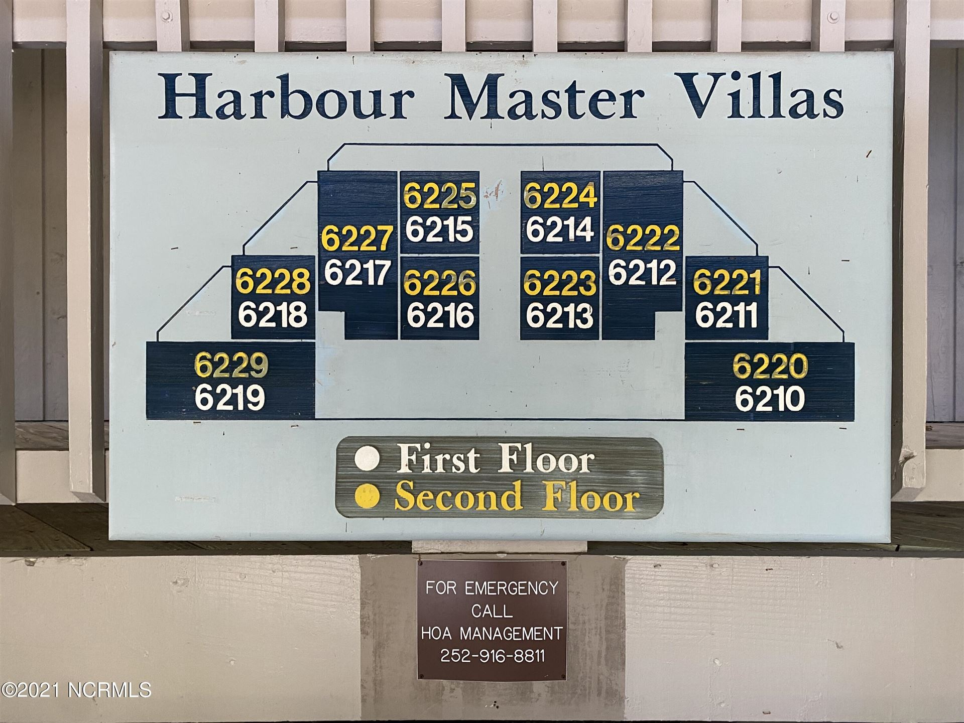 Photo of 6212 Harbourside Drive, New Bern, NC 28560 (MLS # 100294473)