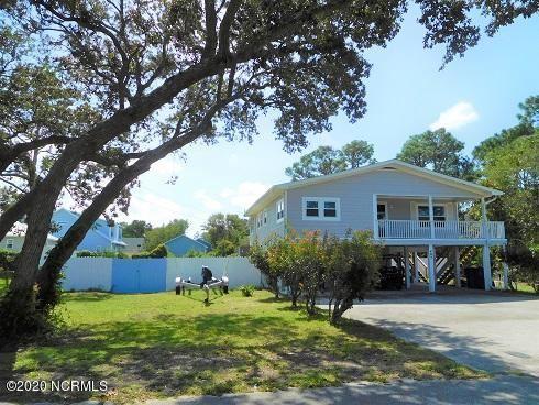 Photo of 407 Sumter Avenue, Carolina Beach, NC 28428 (MLS # 100238474)