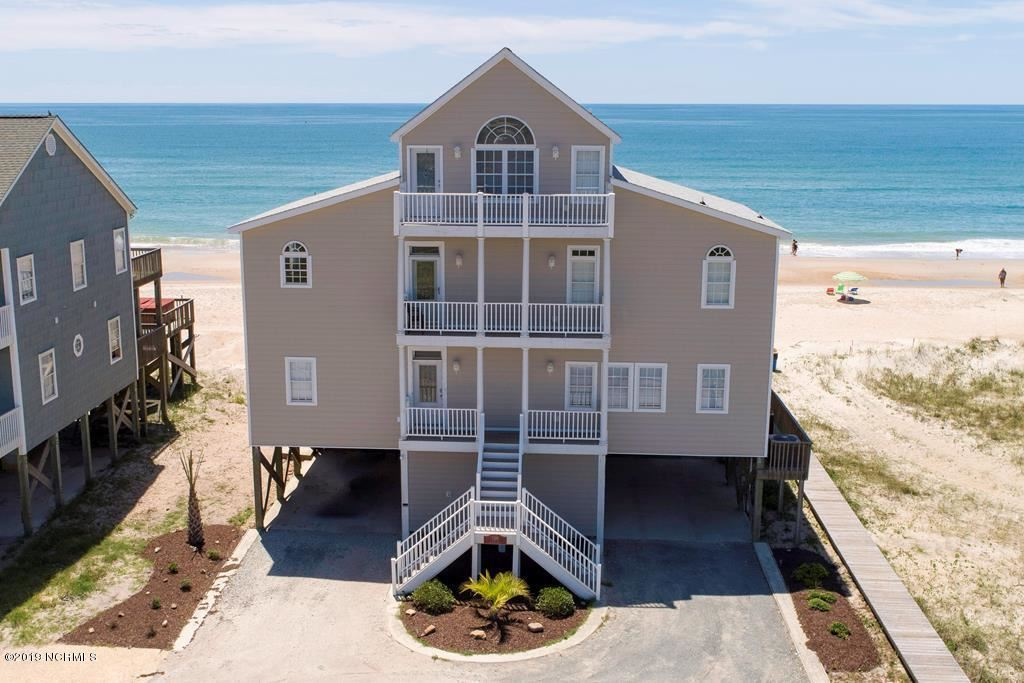 406 New River Inlet Road, North Topsail Beach, NC 28460 - MLS#: 100217475