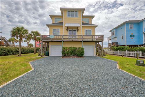 Photo of 3638 Island Drive, North Topsail Beach, NC 28460 (MLS # 100238476)