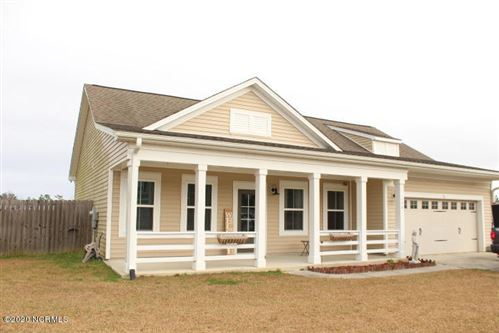 Photo of 119 Palo Alto Park Drive, Maysville, NC 28555 (MLS # 100201477)