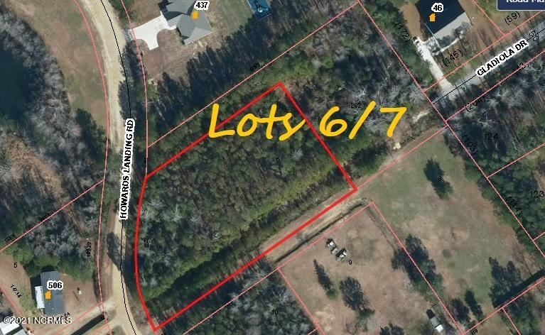 Photo for 6 And 7 Howards Landing Road, Hampstead, NC 28443 (MLS # 100265477)