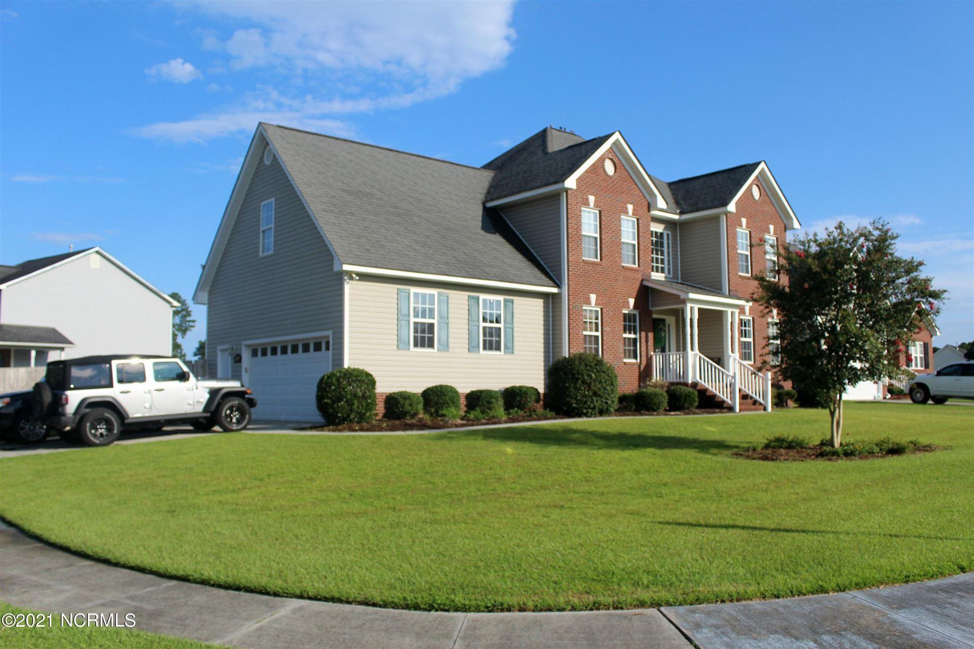 Photo of 109 Edgefield Drive, Jacksonville, NC 28546 (MLS # 100287477)