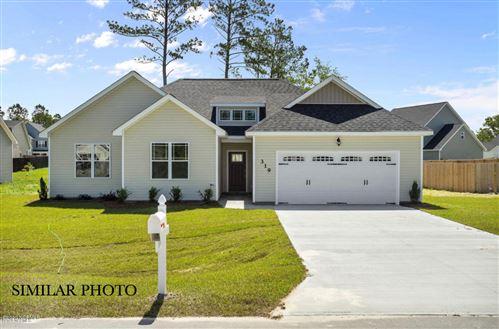 Photo of 128 Longhorn Road, Jacksonville, NC 28546 (MLS # 100225481)