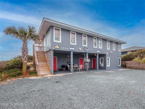Photo of 1716 S Shore Drive #A/B, Surf City, NC 28445 (MLS # 100263481)
