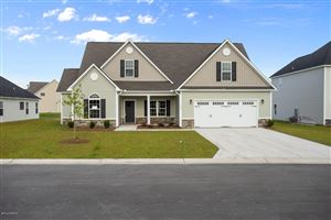 Photo of 141 Oyster Landing Drive, Sneads Ferry, NC 28460 (MLS # 100155482)