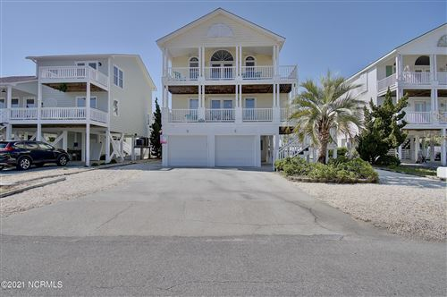 Photo of 140 Southshore Drive, Holden Beach, NC 28462 (MLS # 100268482)