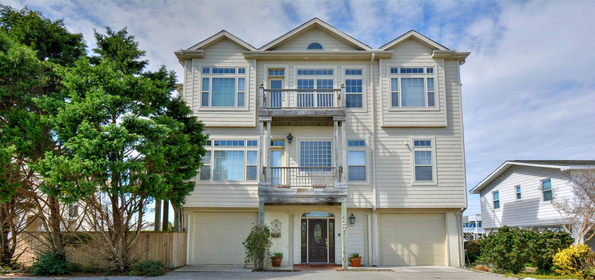 27 Fairmont Street, Ocean Isle Beach, NC 28469 - MLS#: 100209482
