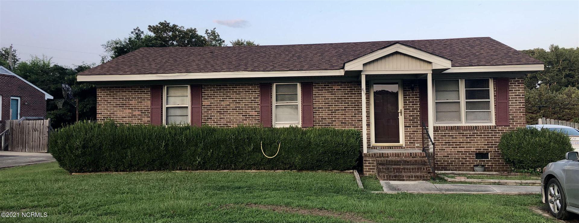 Photo of 611 Benson Drive, Tarboro, NC 27886 (MLS # 100285482)