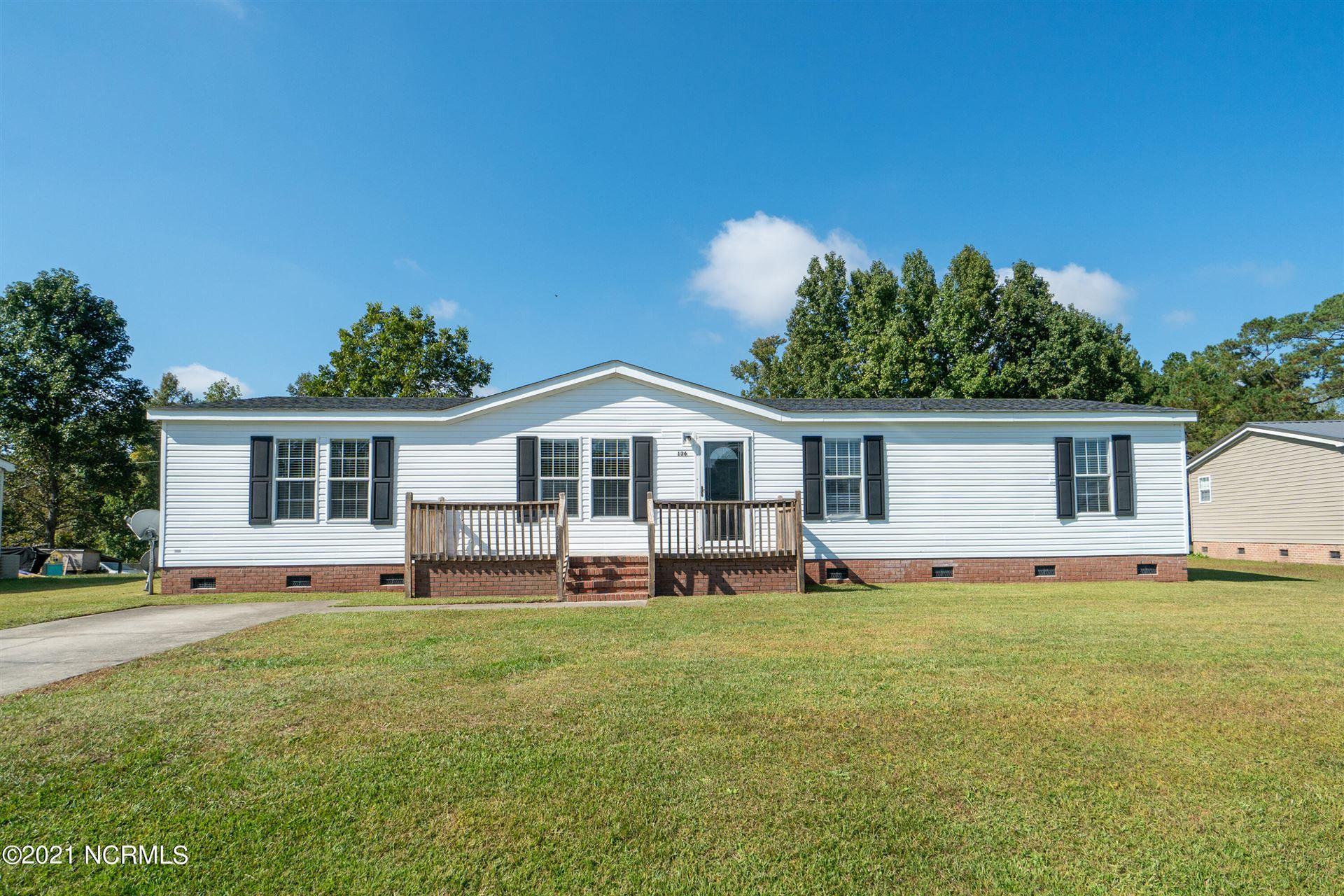 Photo of 136 Corena Avenue, Maysville, NC 28555 (MLS # 100296483)
