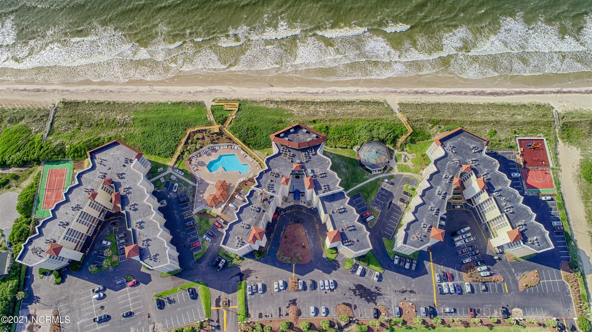 Photo for 2000 New River Inlet Road #Unit 2108, North Topsail Beach, NC 28460 (MLS # 100276484)