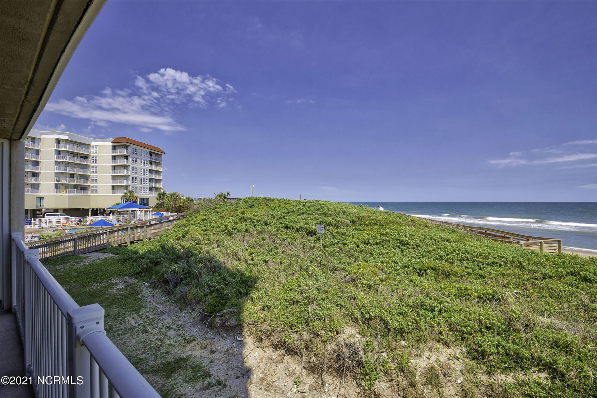 Photo of 2000 New River Inlet Road #Unit 2108, North Topsail Beach, NC 28460 (MLS # 100276484)