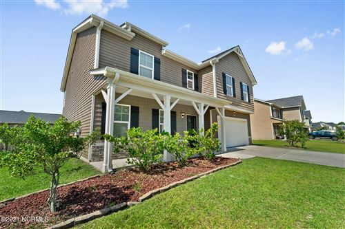 Photo of 113 Mittams Point Drive, Jacksonville, NC 28546 (MLS # 100281485)