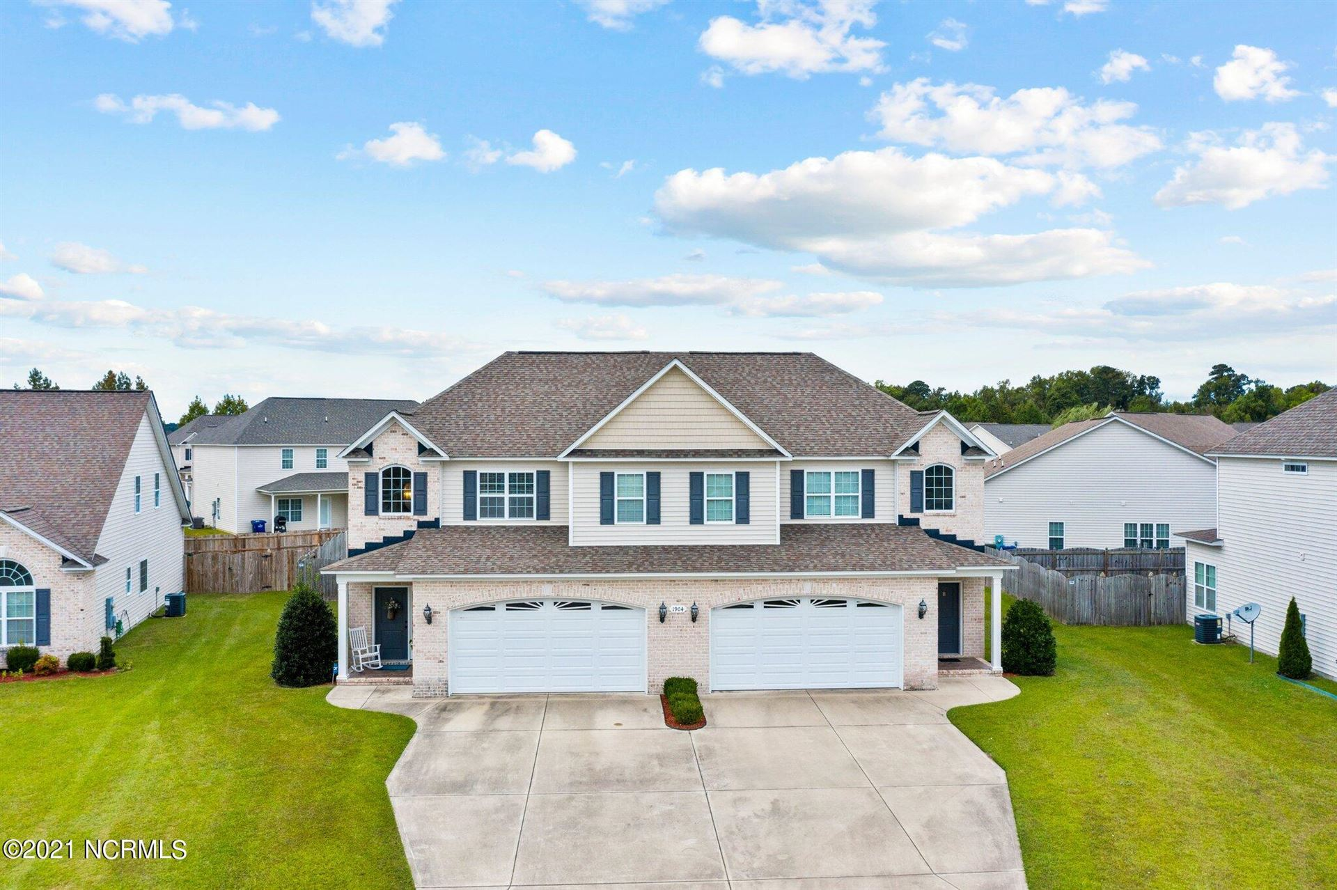 Photo of 1904 Leighton Drive #A, Greenville, NC 27834 (MLS # 100295485)