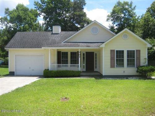 Photo of 107 Live Oak Drive, Jacksonville, NC 28540 (MLS # 100219486)
