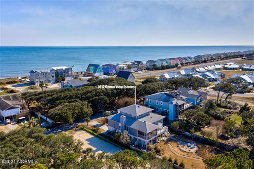Photo of 1012 Ocean View, Kure Beach, NC 28449 (MLS # 100253486)