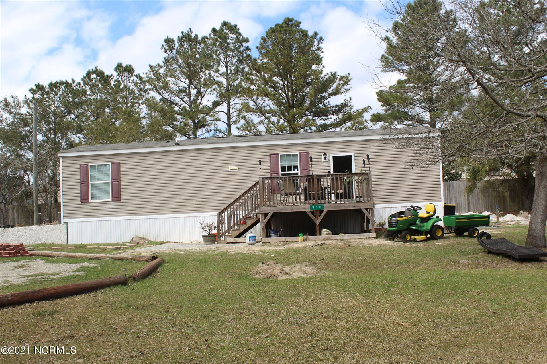 Photo for 310 Otter Pond Trail, Holly Ridge, NC 28445 (MLS # 100264486)