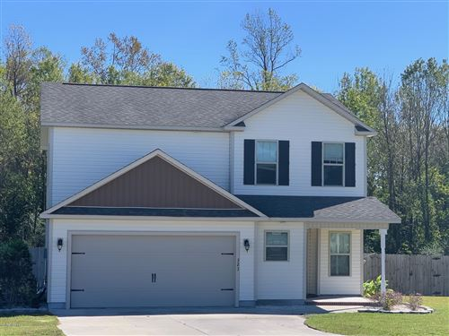 Photo of 323 Starky Drive, Richlands, NC 28574 (MLS # 100192488)