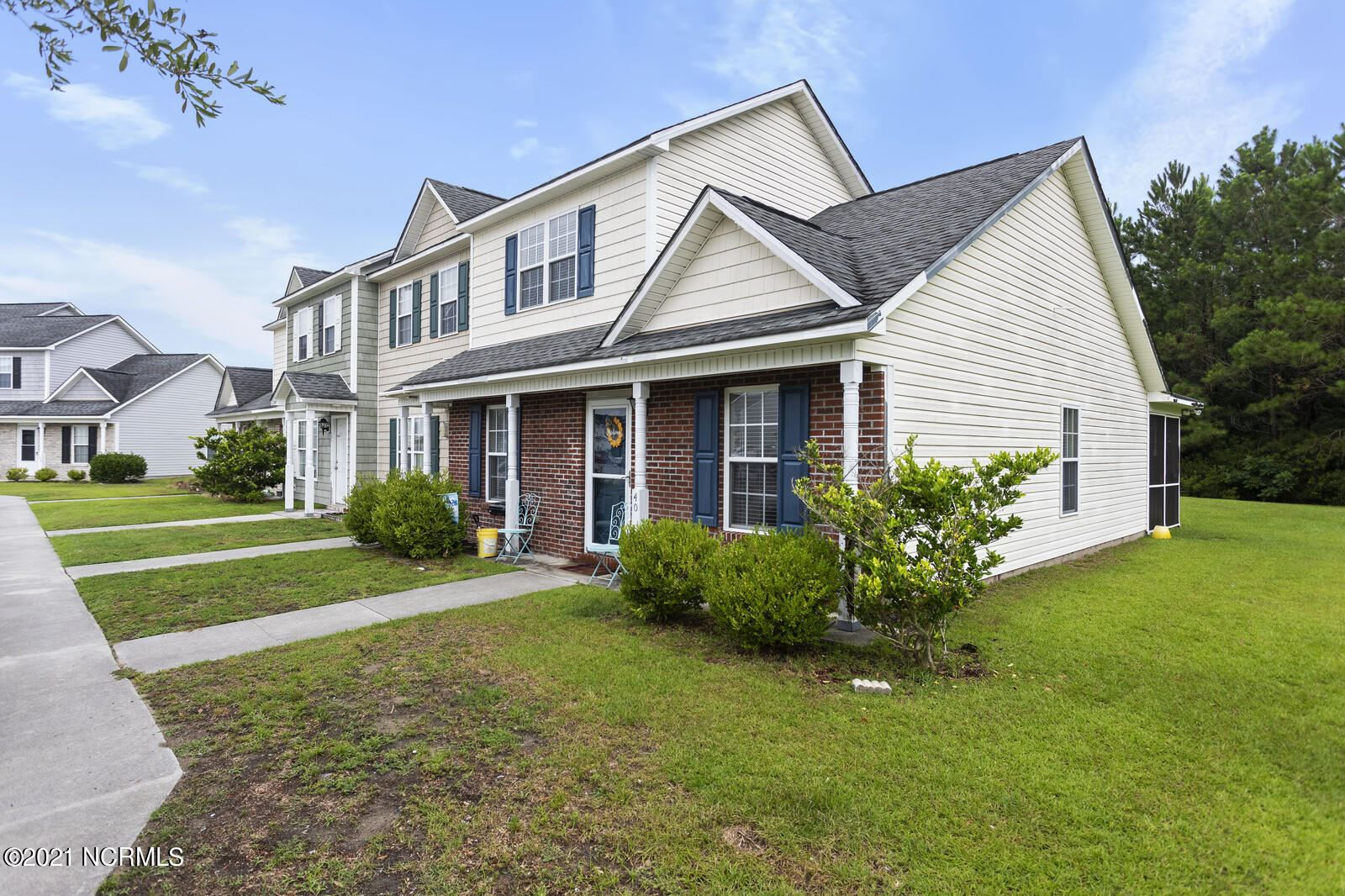 Photo of 400 Springwood Drive, Jacksonville, NC 28546 (MLS # 100284488)