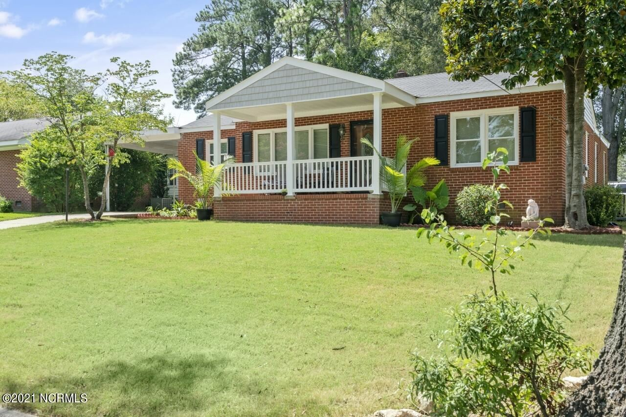 Photo of 307 Lillian Road W, Wilson, NC 27893 (MLS # 100288489)