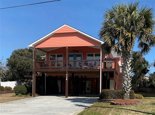Photo of 116 E Seaview Drive, Emerald Isle, NC 28594 (MLS # 100208490)