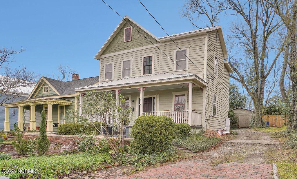 Photo of 709 S 2nd Street, Wilmington, NC 28401 (MLS # 100257490)