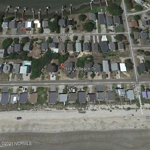 Photo of 3916 W Beach Drive, Oak Island, NC 28465 (MLS # 100252491)