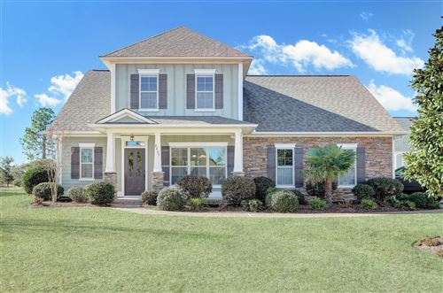 Photo of 8435 Compass Pointe East Wynd, Leland, NC 28451 (MLS # 100198492)