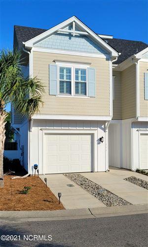 Tiny photo for 111 Bimini Townes Lane, Carolina Beach, NC 28428 (MLS # 100279492)