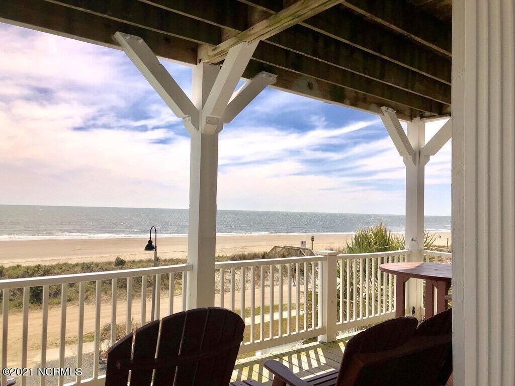 Photo of 277 Ocean Boulevard E, Holden Beach, NC 28462 (MLS # 100278492)