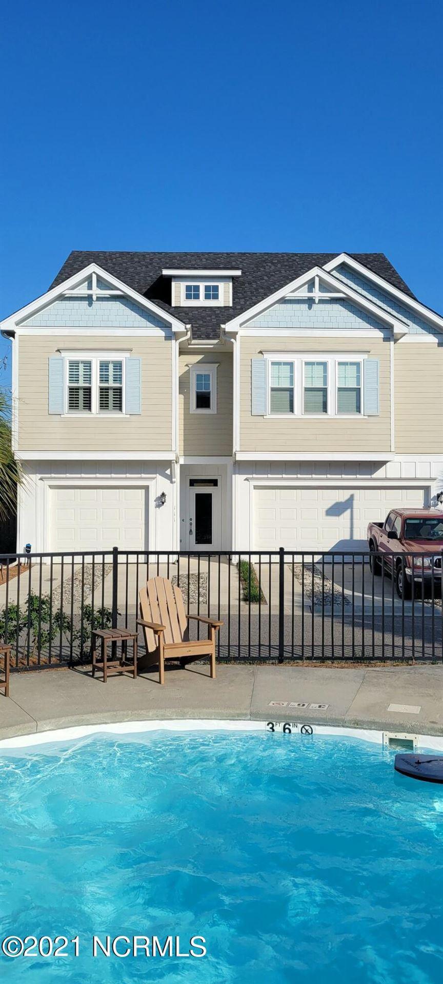 Photo for 111 Bimini Townes Lane, Carolina Beach, NC 28428 (MLS # 100279492)