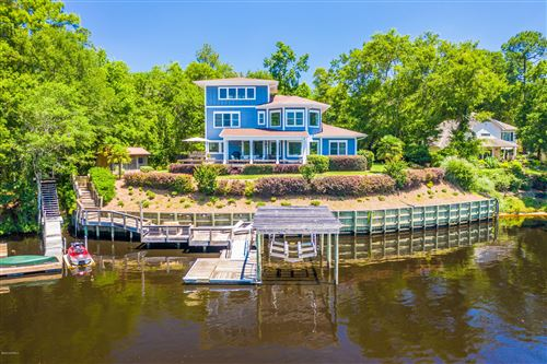 Photo of 110 Mariners Cay, Rocky Point, NC 28457 (MLS # 100224493)