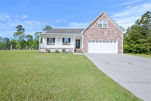 Photo of 307 Sky Blue Lane, Jacksonville, NC 28540 (MLS # 100270493)