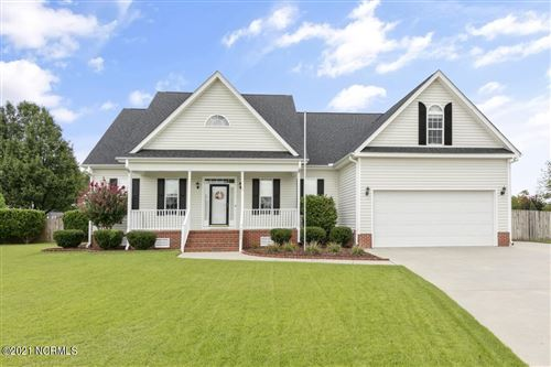 Photo of 3604 Chateau Court W, Wilson, NC 27893 (MLS # 100291493)