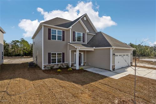 Photo of 153 Oyster Landing Drive, Sneads Ferry, NC 28460 (MLS # 100155495)