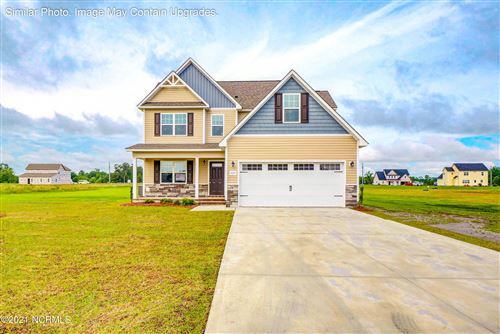 Photo of 117 Easton Drive, Richlands, NC 28574 (MLS # 100251495)