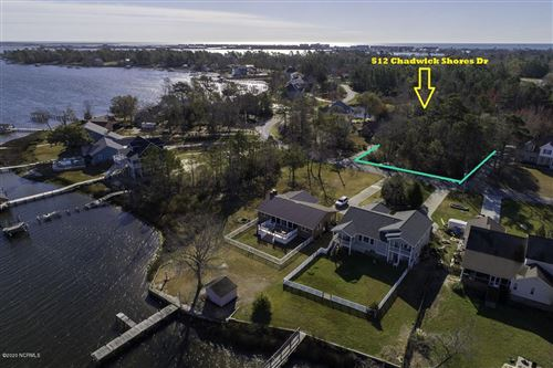 Photo of 512 Chadwick Shores Drive, Sneads Ferry, NC 28460 (MLS # 100207496)