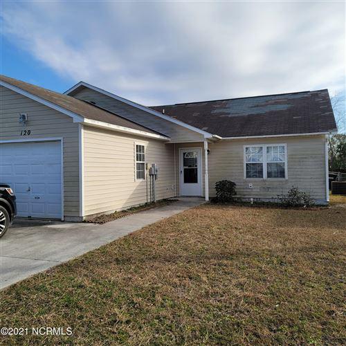 Photo of 120 Charlton Road, Hubert, NC 28539 (MLS # 100252496)