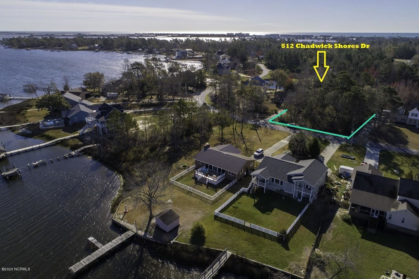 Photo for 512 Chadwick Shores Drive, Sneads Ferry, NC 28460 (MLS # 100207496)