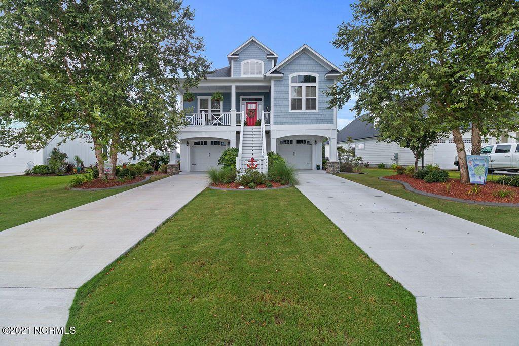 Photo of 356 Spicer Lake Drive, Holly Ridge, NC 28445 (MLS # 100287496)
