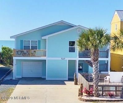 Photo of 727 Ocean Boulevard W, Holden Beach, NC 28462 (MLS # 100169497)