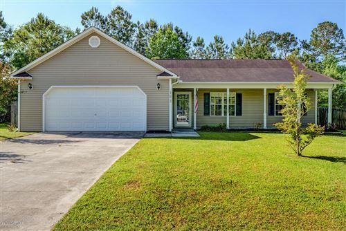 Photo of 102 Butternut Circle, Jacksonville, NC 28546 (MLS # 100218497)