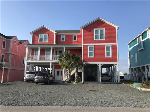 Photo of 605 Ocean Boulevard W, Holden Beach, NC 28462 (MLS # 100226498)