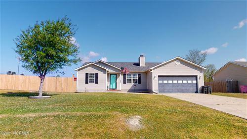 Photo of 109 Clint Mills Road, Maysville, NC 28555 (MLS # 100267498)