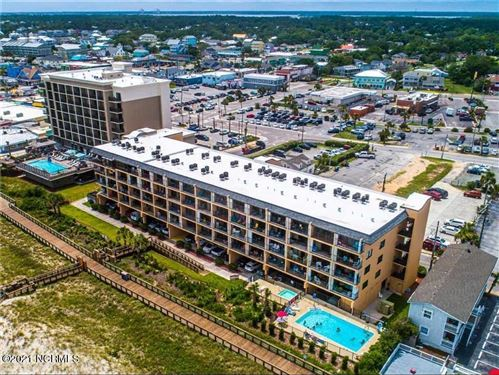 Photo of 222 Carolina Beach Avenue N #205, Carolina Beach, NC 28428 (MLS # 100251500)