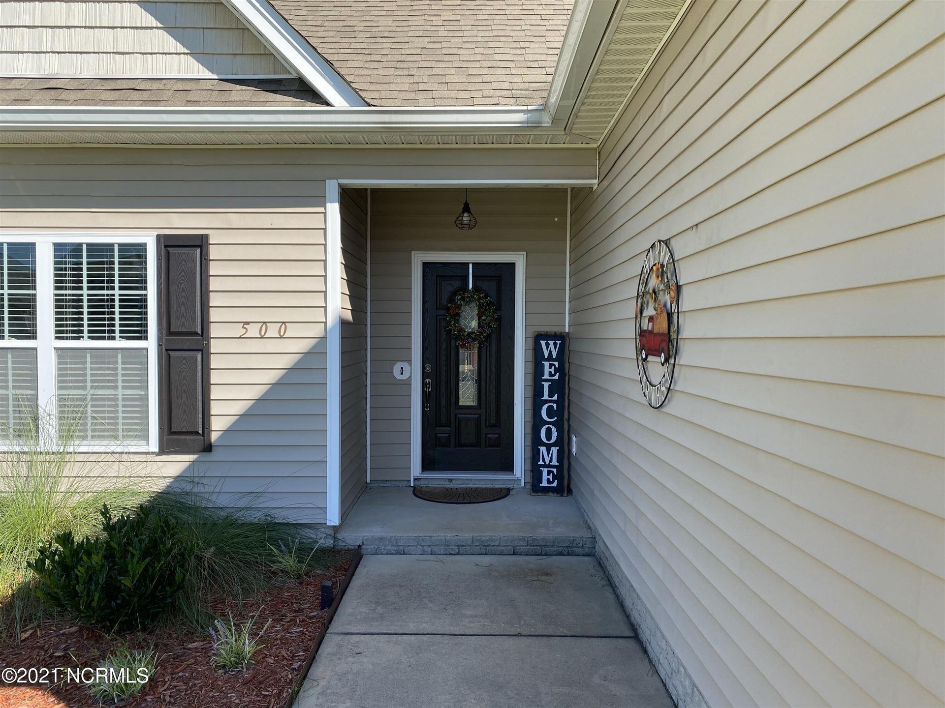 Photo of 500 Cheltenham Drive, Greenville, NC 27834 (MLS # 100289502)