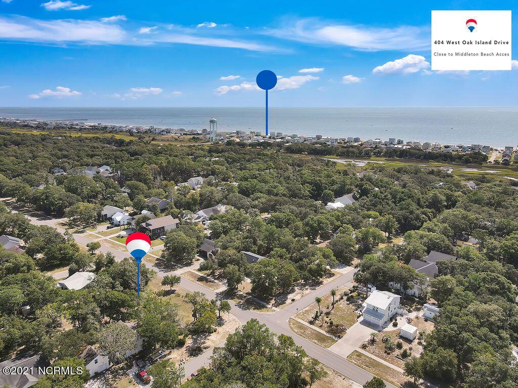 Photo of 404 W Oak Island Drive, Oak Island, NC 28465 (MLS # 100293503)