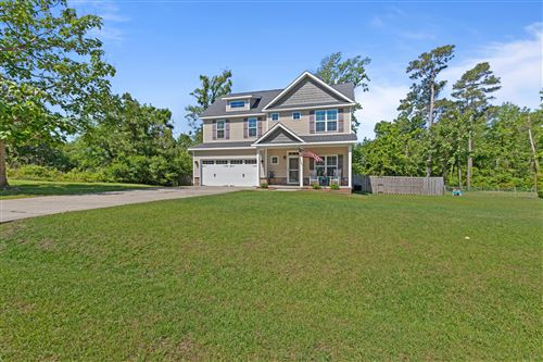 Photo of 1007 Meridian Drive, Sneads Ferry, NC 28460 (MLS # 100219504)