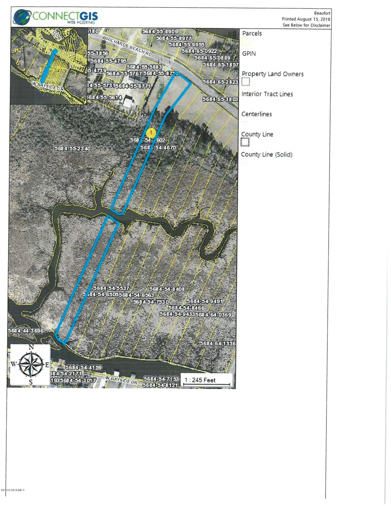 Photo of Lot 50/50a Whichards Beach Road, Chocowinity, NC 27817 (MLS # 100203504)